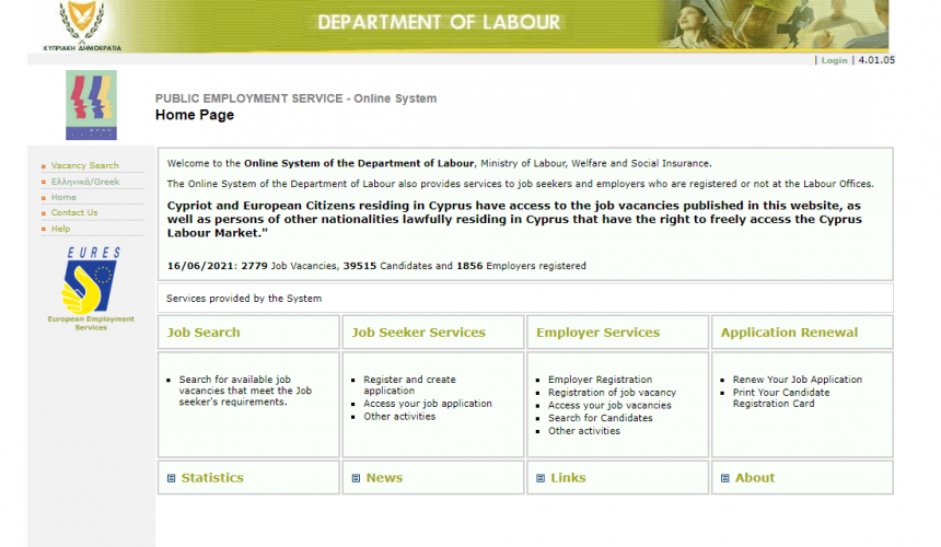 Important Announcement- New System for Labour Office Registrations